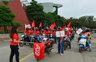 Liberty Rally –A Bike Rally by ADP's Employees on Independence Day for the Cause of Stopping Violence Against Women