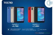 TECNO brings AI-powered camera smartphone and Full View display in sub 8K category; launches CAMON iACE & CAMON iSKY - 2