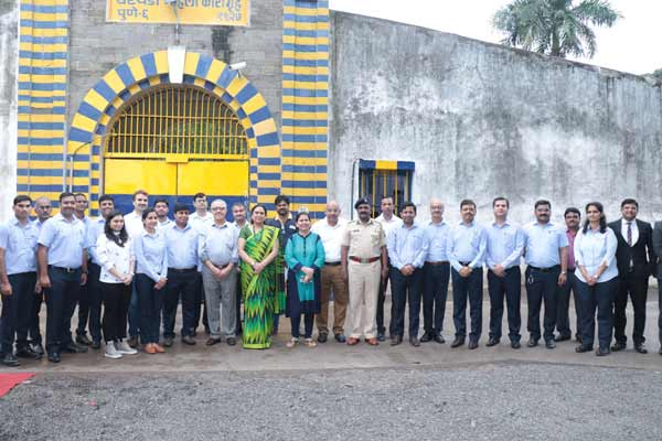 "Spark Minda, Ashok Minda Group (""Group"") sets up Lockset Sub Assembly unit in Female Cell of Yerwada Jail, Pune"
