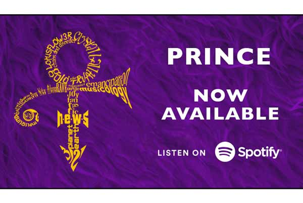 Legacy Recordings and The Prince Estate Launch First Wave of Prince Catalog Digital Releases