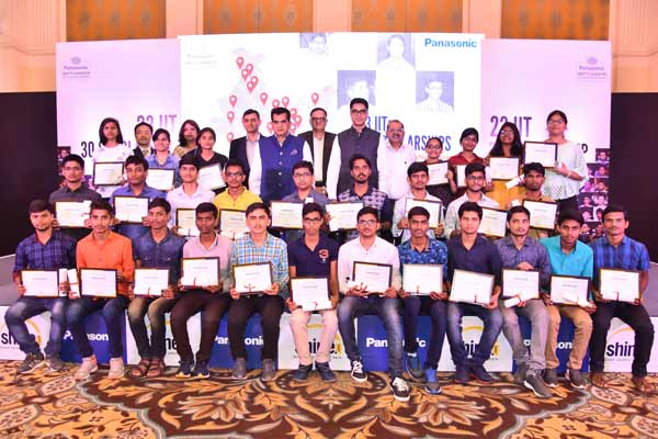Panasonic announces winners of the fourth edition of Ratti Chhatr Scholarship