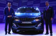 Mahindra Unveils the Marazzo – Globally Engineered with a Bold Design