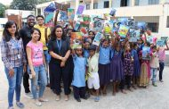 Markelytics Solutions runs an empowerment drive this World Literacy Day in the nearby Government School