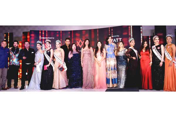 """When the """"Mrs India – Empress of the Nation 2018"""" Grand Finale rocked the city!"""