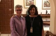 DR KIRAN MAZUMDAR-SHAW, VICTORIAN BUSINESS AMBASSADOR HOSTS A RECEPTION IN HONOUR OF THE GOVERNOR'S INDIA VISIT