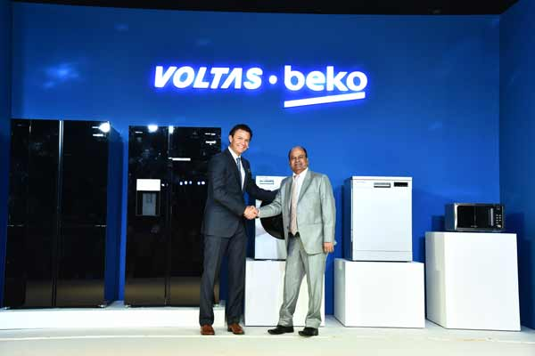 Voltas Beko launches its new range of Home Appliances in India