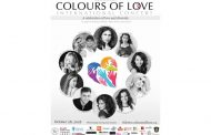 THIRD ANNUAL COLORS OF LOVE INTERNATIONAL CONCERT