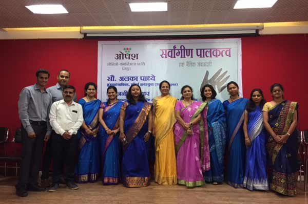 Seminar on parenting held in Pune