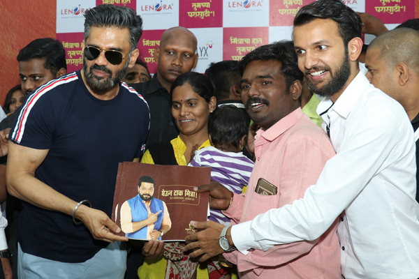 Location must be a priority while buying home - Suniel Shetty