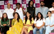 Rimi Sen, Pooja Chopra,Chunky Pandey, Koena Mitra, Manjari Fadnis and others came for launch of  GoCeleb