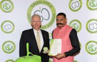 MAHE wins Int'l Green Apple silver award