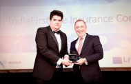 IndiaFirst Life Insurance recognised with the prestigious