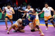 Vivo Pro Kabaddi League season 6: Puneri Paltan make a terrific comeback and stun Haryana Steelers