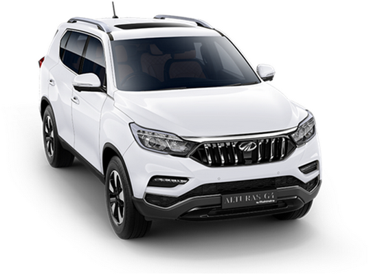 Mahindra's Alturas G4 to Redefine the High-End SUV Segment