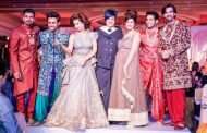 "DESIGNER ROHIT VERMA SHOWCASED HIS EXQUISITE COLLECTION ""WALKING ON A DREAM"""