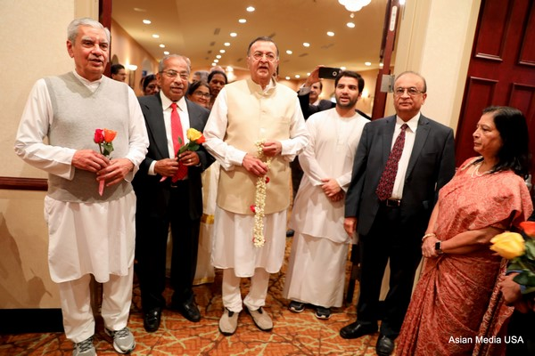 Service: An Act of Worship, Chinmaya Mission Chicago's Annual Fund Raising Banquet 2018