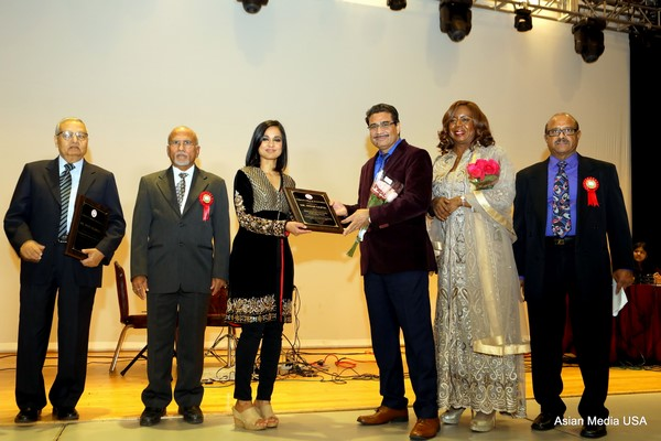Gujarat Cultural Association, Chicago, Celebrated Festival of Lights, with colorful Traditional fashion