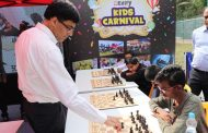 Encourage young minds to think critical, challenge themselves in chess and life: Viswanathan Anand