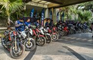 TVS Apache kicks off 1st international edition of Apache Owners Group (AOG) – Ride to Bhutan