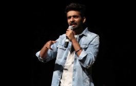 Abhishek Walia stand-up comedy gig at Cabaret, Pune