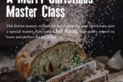 Christmas Baking Master class at Hyatt Pune