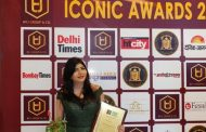 CELEBRITY DERMATOLOGIST DR. SHARMILA NAYAK TO BE BESTOWED WITH SPECIAL RECOGNITION AT THE ICONIC AWARDS 2018