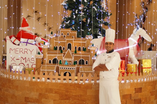 BEST FROM THE WASTE—AN ATTEMPT TO CELEBRATE A SUSTAINABLE FESTIVE SEASON BY COURTYARD BY MARRIOTT PUNE CHAKAN