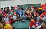 Christmas & New Year celebrations for Pediatric Cancer & Thalassemia Patients at Ruby Hall Clinic.