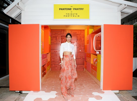 TRIBUTE PORTFOLIO HOTELS PARTNERS WITH PANTONE COMBINING THE POWER OF COLOR AND THE JOYFUL PURSUIT OF TRAVEL