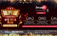 Ring in the New Year 2019 with SMAAASH in Cyberhub Gurgaon and SMAAASH Mall of India Noida Pub Exchange