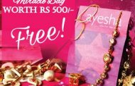 This Christmas celebrate the season of joy with Ayesha