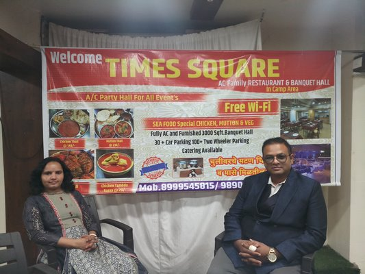 Times Square Restaurant to Offer Delicious Maharashtrian 'Chulivarcha Jevan'
