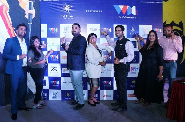 Sula presents WDC Sundowner Pune event marks a hattrick success