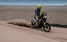 Sherco TVS Rally Factory Team Makes Steady Progress In Stage 6 Of Dakar 2019