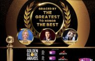 Watch the 76th Golden Globe Awards along with millions of viewers from around the world, simulcast exclusively on Vh1, Comedy Central and Colors Infinity  ~ Lady Gaga and