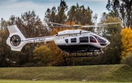 AdarPoonawallatakes delivery ofIndia's first Airbus Corporate Helicopters ACH145
