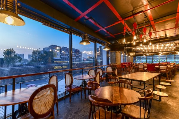 The Barkhana Launches In The City Of Foodies at Waked Rune