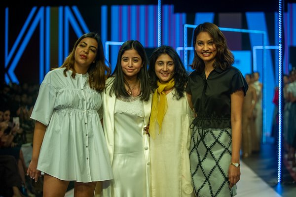 THE ROCKING INIFD GEN NEXT SHOW OPENED TO RAVE REVIEWS AT LAKMÉ FASHION WEEK SUMMER/RESORT 2019