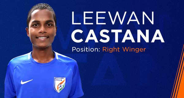 FC Goa prodigy Leewan Castana called up for India U15 camp