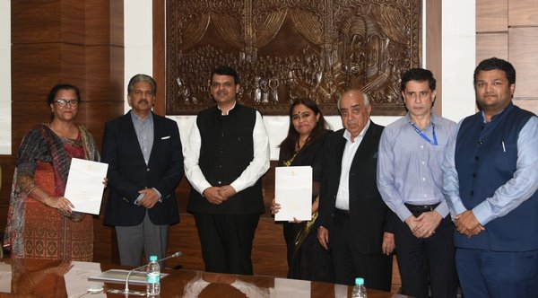 Mahindra Lifespaces Signs Agreement With Government Of Maharashtra To develop A world-Class Tourist Destination In Murud, Raigad