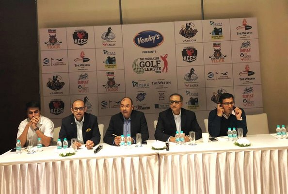 The Poona Club Limited To Organize  A First- Of- Its Kind 'Poona Club Golf League'