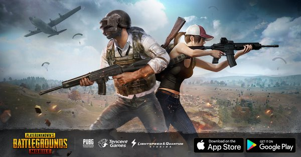 PUBG MOBILE wins Game of the Year at Google Play'sBest of 2018