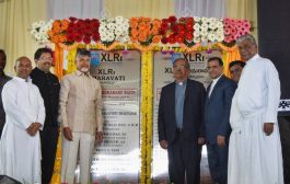 XLRI Lays Foundation Stone For New Campus In Amravati -Andhra Pradesh