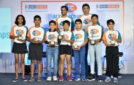Seven talented children emerge as the winners of the first edition of the IDBI Federal Quest For Excellence #YoungChamps programme