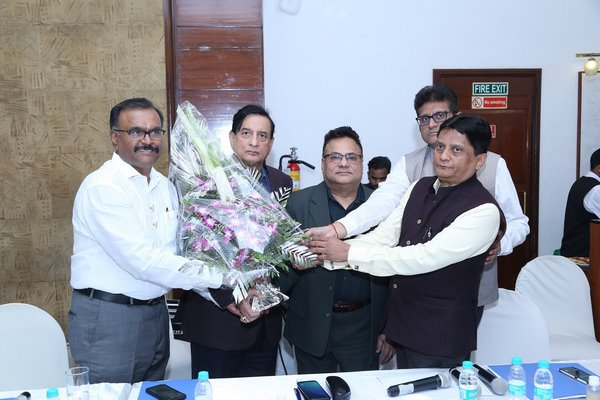 Mr. Anantha Padmanaban elected as the New Chairman of All India Gem & Jewellery Domestic Council