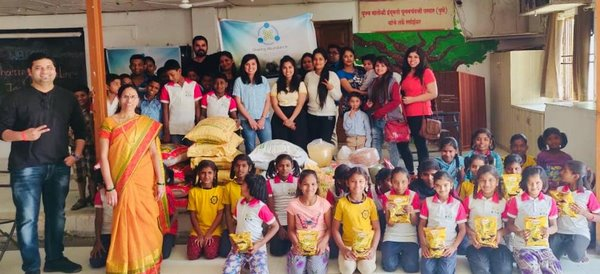 QNET Entrepreneurskick off2019 by Raising Funds for Underprivileged Community in 22 Cities including 3 cities from Maharashtra