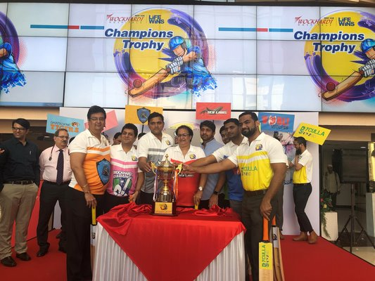 Doctors Unveiling The Ranji Champions Trophy 2019