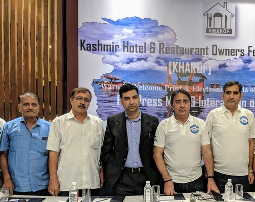 Jammu And Kashmir Hoteliers Confident Of Spurt In Bookings