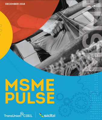 TransUnion CIBIL- SIDBI MSME Pulse Quarterly Report signals sustained credit growth recovery