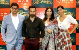 Emraan And Shreya Launched Summer Bridal Fashion By Riyaz & Reshma Gangji At Amanora Pune